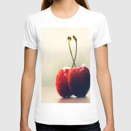 #Two #Gourmet #cherry T-shirt