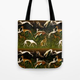 Sighthounds Tote Bag
