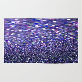Partytime in Purple Rug
