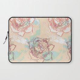 Pastel Rose Laptop Sleeve