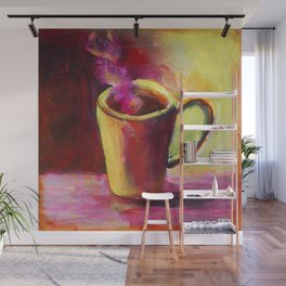 Coffee Cup Study No. 1 Wall Mural