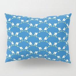 Geometrical Matisse's birds Pillow Sham