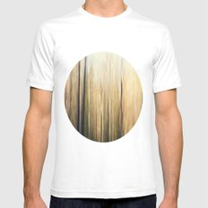 Into The Woods Mens Fitted Tee SMALL White