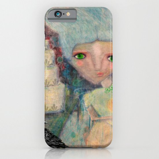 Great Expectations' Miss Havisham  iPhone & iPod Case