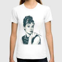 My Hepburn T-shirt