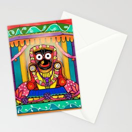 Lord Jagannatha Stationery Cards