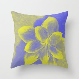 Violet's Love Throw Pillow