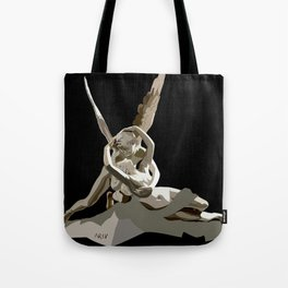 Psyche revived by Cupid´s kiss Tote Bag