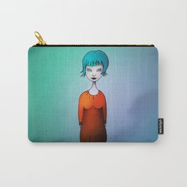 Clearly up to no good Carry-All Pouch