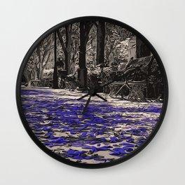 Magic Carpet Ride Wall Clock