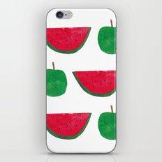 Watermelon & Apple iPhone & iPod Skin