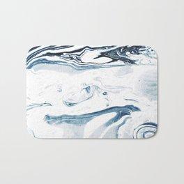 Marble fade Bath Mat