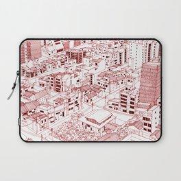 Asakusa in Red Laptop Sleeve