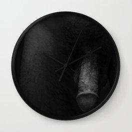 Naked Man Wall Clock
