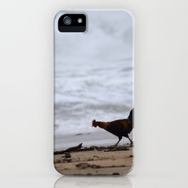 The Rooster King iPhone Case