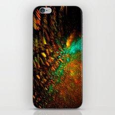 Festive Lights iPhone & iPod Skin
