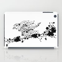 sparrow iPad Cases featuring Sparrow by Cristian