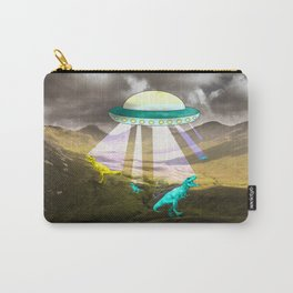Aliens do exist - dino exctinction event Carry-All Pouch