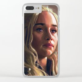 Bend the Knee Clear iPhone Case