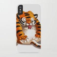 Fat Tiger iPhone X Slim Case