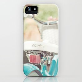 Little Bicycle iPhone Case