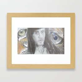 Jared Leto Framed Art Print