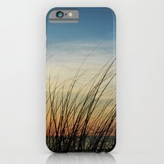 Sunset through the sea weeds iPhone 6s Slim Case