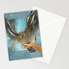 Wings Of Eagles Stationery Cards