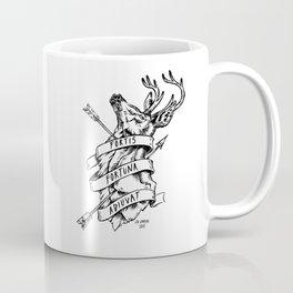 Fortis Fortuna Adiuvat Coffee Mug