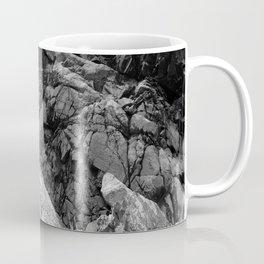 Rocky Cliff Face Coffee Mug