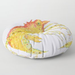 Shrimps Floor Pillow