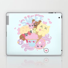 Monster Sweets Laptop & iPad Skin