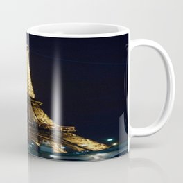 Tower At Night Coffee Mug