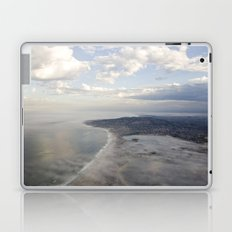 View from above Laptop & iPad Skin