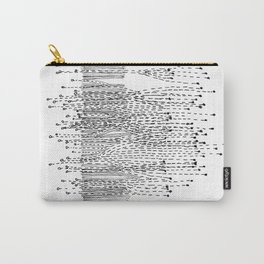 Seismograph Field Carry-All Pouch