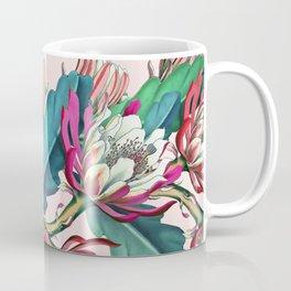 Flowering cactus IV Coffee Mug