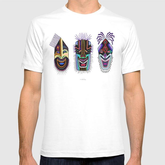 MASKS 1 T-shirt