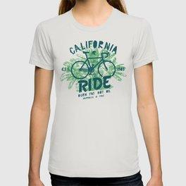 California Bicycle Ride T-shirt