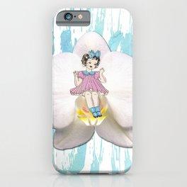 LITTLE FLOWER iPhone Case