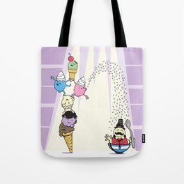 The Amazing Scoops! Tote Bag