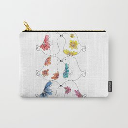 Pajaritos Carry-All Pouch