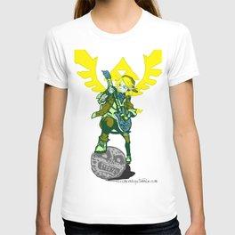 Hero of 4/4 time T-shirt