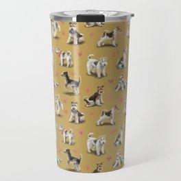 The Fox Terrier Travel Mug