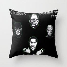 """Classics"" Darrell Merrill  Throw Pillow"