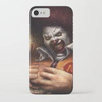 mac iPhone & iPod Cases featuring Ronnie Mac by RodgerPister