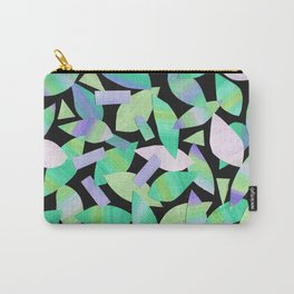 Leaf Litter (dark) Carry-All Pouch