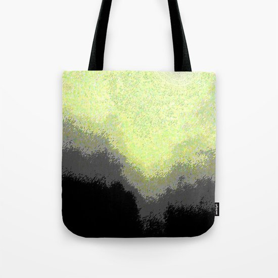 Falling Moon Tote Bag