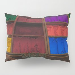 The Colors of Kathmandu City 02 Pillow Sham