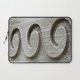 Chiseled Waves Laptop Sleeve