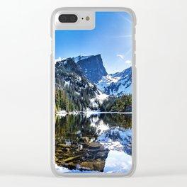 Landscpe Clear iPhone Case
